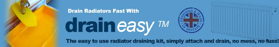 DrainEasy - The radiator draining tool.